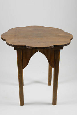 23-4890 Scalloped Top Side Table A_MG_2915