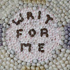 """Decorative Sailor's Valentine, """"Wait For Me"""""""