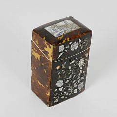5-4877 Tortoiseshell Inlaid Traveling Box A_MG_3070