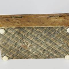 Early 19th Century Regency Tortoiseshell Box
