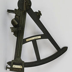 42-4817 Ebony and Brass Sextant A_MG_2755