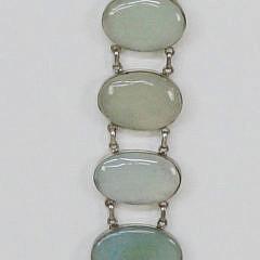 181-4800 Polished Blue Quartz Sterling Silver Belt A_MG_3715