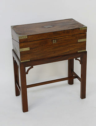 2-4895 Mahogany Lap Box on Stand A_MG_4133