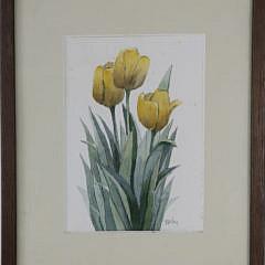 "26-2632 Roy Bailey ""Yellow Tulips"" A_MG_3876"