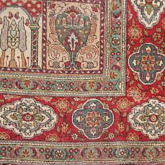 Vintage Tree of Life Oriental Carpet