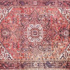 4-4165 Vintage Heriz Carpet A 20200912_114014