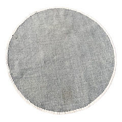 Claire Murray Round Mermaid Hooked Rug