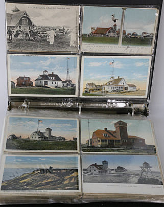 60-4147 Collection of Lifeboat Station Postcards A_MG_4186