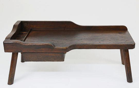 9-4045 Pine Cobbler's Bench A_MG_3622