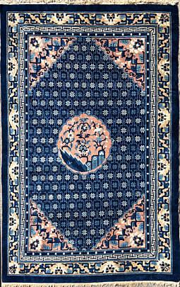 955 Chinese Peking Carpet A IMG_4526