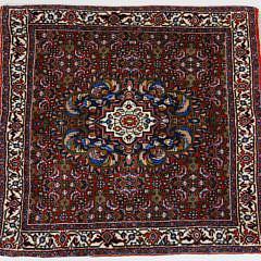1534-54 Persian Hand Woven Mat A_MG_3596