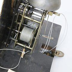James Donking, Liverpool, Mahogany Tall Case Grandfather's Clock