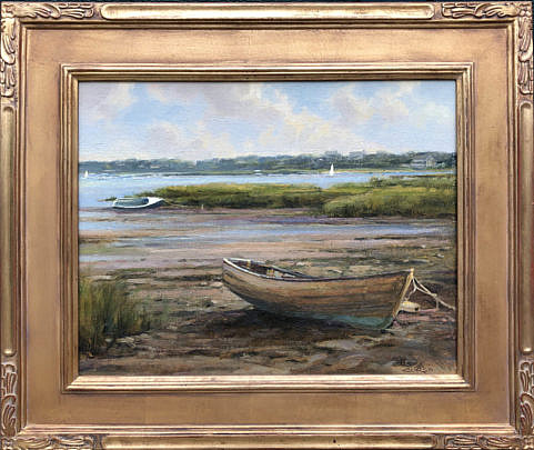 """1-4917 Frank Corso """"Low Tide"""" A IMG_5154"""