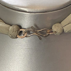 Pat Tseng Jadeite Dragon Necklace