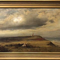 "1-4924 William Ferdinand Macy ""Sankaty Head Nantucket"" A IMG_5307"