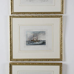 120-4621 Set of 3 Nautical Engravings A_MG_6009