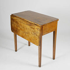 15-4904 Maple Drop Leaf Table A_MG_5088