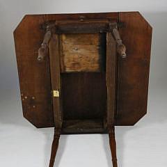 American Mahogany Pembroke Table, circa 1820