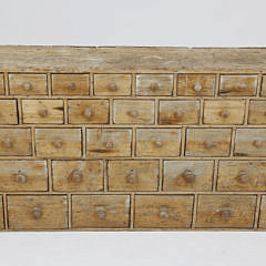 1547-54 40 Drawer Pine Apothecary Chest A_MG_5342