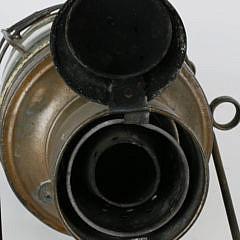 Davey London Approved Regulation Ship Lamp,1924