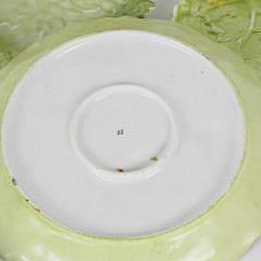 Vintage Royal Bayreuth 19 Piece Lobster Embossed Porcelain Luncheon Set