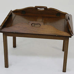 Antique Butler's Tray Coffee Table