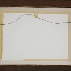 "R. Richards Nantucket Watercolor, ""Milk Street"", 1969"