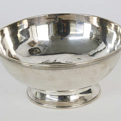 28-4892 18th c. silver pedestal bowl A_MG_5737