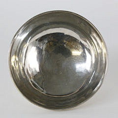 Victorian Sterling Silver Bowl, London 1844