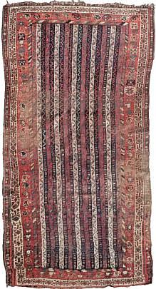 29-4896 Antique Tribal Oriental Carpet A 20201024_102450