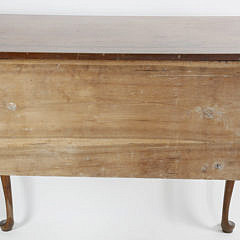 Queen Anne New England Cherry and Pine Lowboy, 18th Century