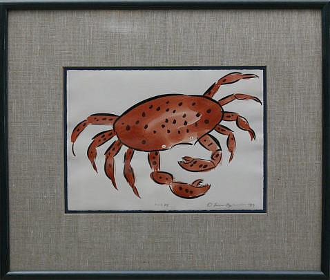 558-1865 Crab watercolor A_MG_5655