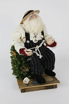 "572-1865 Bethany Lowe Santa ""The Scrimshander"" A_MG_5765"