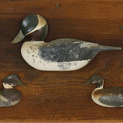 67-4147 Mounted duck decoys A_MG_5891