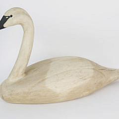 7-4209 Nesting Swan Decoy A_MG_6266