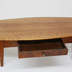 Stephen Swift Cherry One Drawer Coffee Table