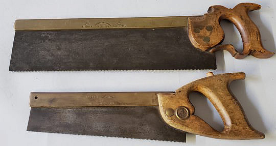100-4820 Two Hand Saws A