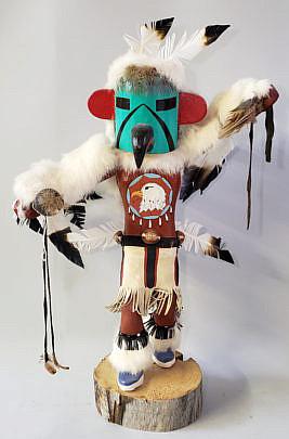 101 Eagle Kachina A
