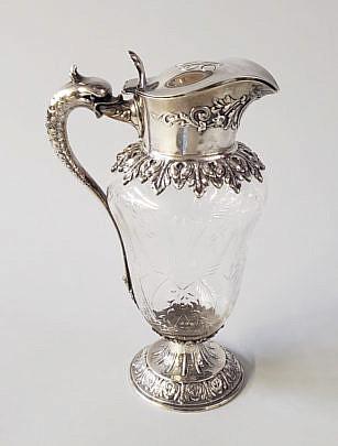 105-4800 Silver Ewer A