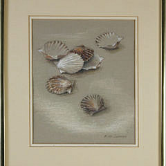 "1548-54 Ruth Sumner ""Scallop Shells"" A_MG_6984"