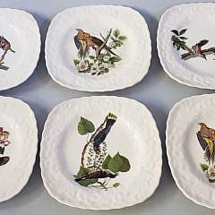 1568-54 Audubon Plates A