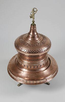 2384-955 Copper Turkish Brazier A_MG_6684