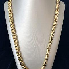 296-4800 Ferragamo Necklace A IMG_5522