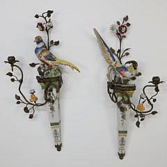 319-4621 Pair of Bird Sconces A_MG_6600