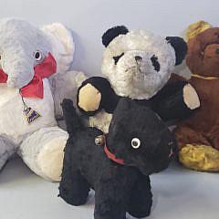 329-4900 Stuffed Animals A