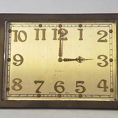 33-4782 Swiss Desk Clock A