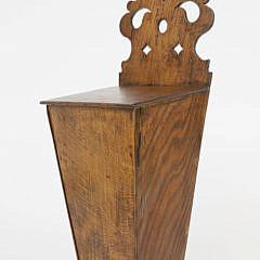 39-4890 English Oak Candle Box A_MG_6636