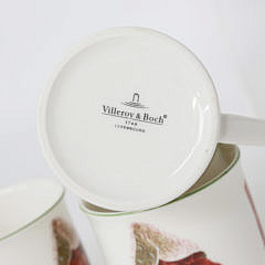 38 Piece Villeroy and Boch Partial Dinner Service