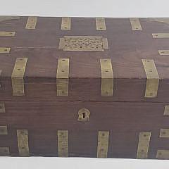 40694-Brass Bound Box A