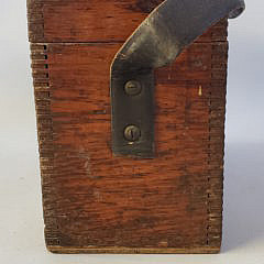 Keuffel & Esser Co Antique Transit in Fitted Box